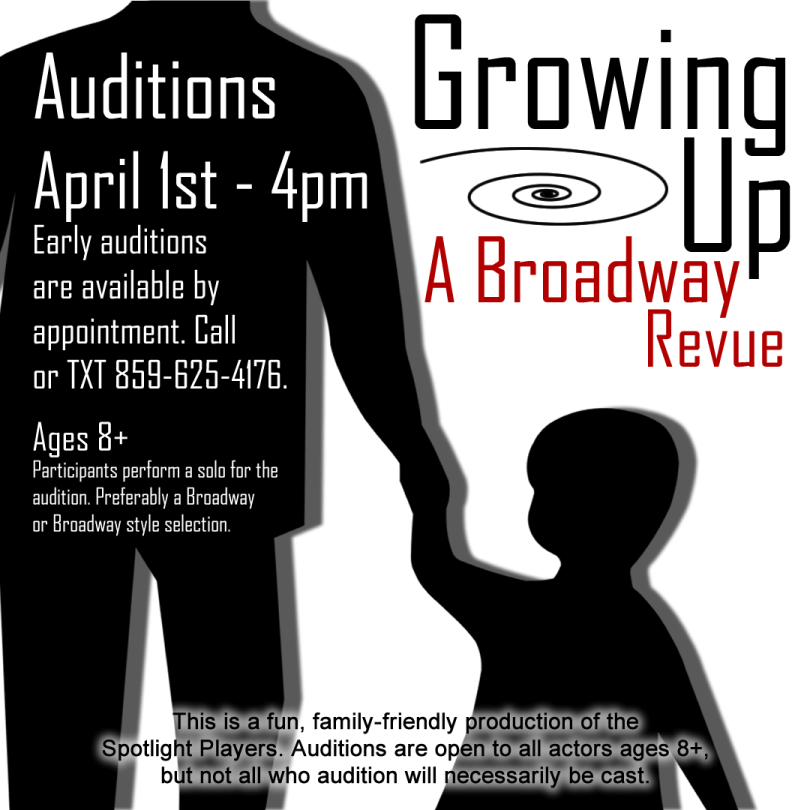 Growing Up - A Broadway Revue