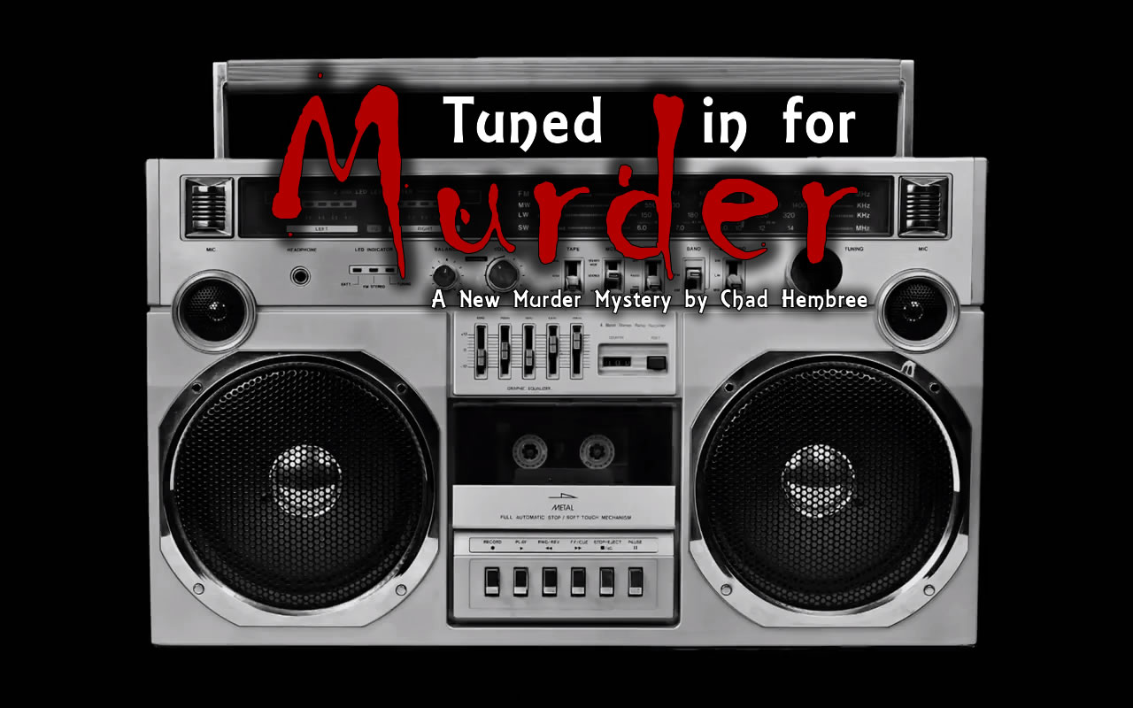 Tuned in for Murder Dinner Show (Oct 4-12)