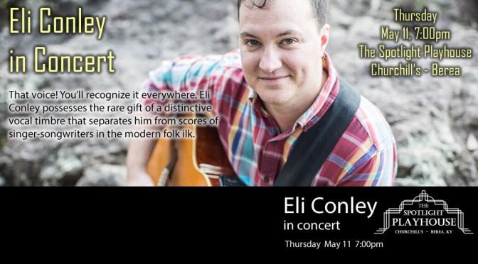 Eli Conley in Concert