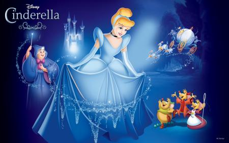 Disney's Cinderella Kids Auditions (Spotlight Acting School – Ages 4-11)