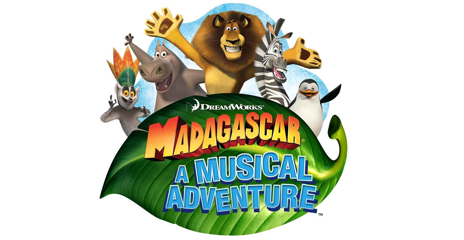 Madagascar – A Musical Adventure JR.