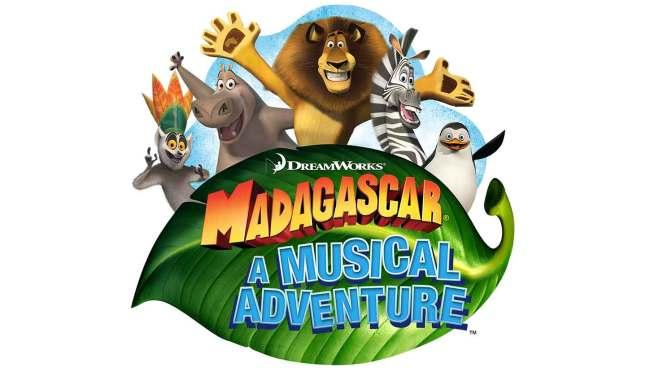 Madagascar – AMusical Adventure JR.