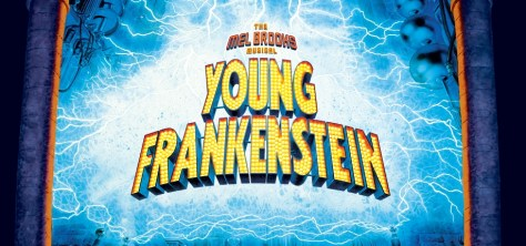 Young Frankenstein the Musical Logo