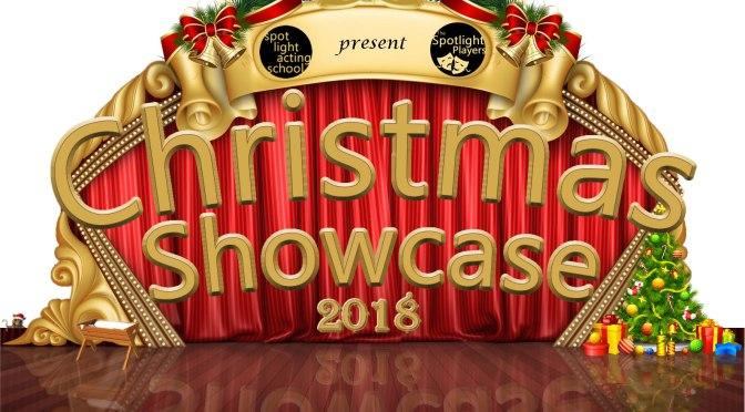 Christmas Showcase 2018 Logo