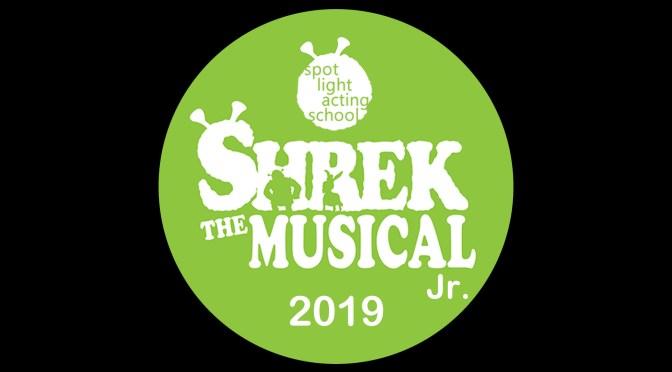 Shrek Jr. (Feb:8-10)