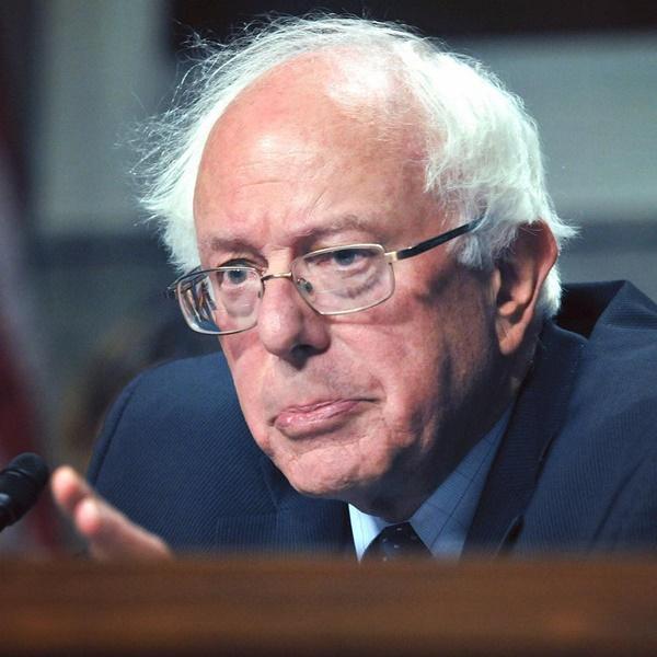 Bernie Sanders Total Transformation Democratic Party