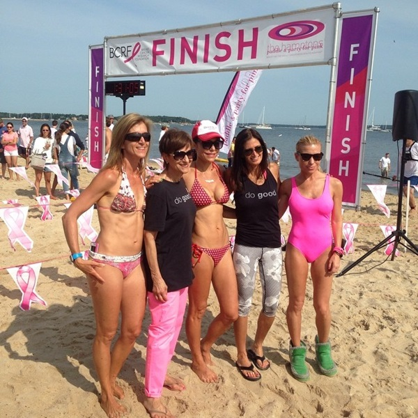 Bethenny Bikini Charity Picture
