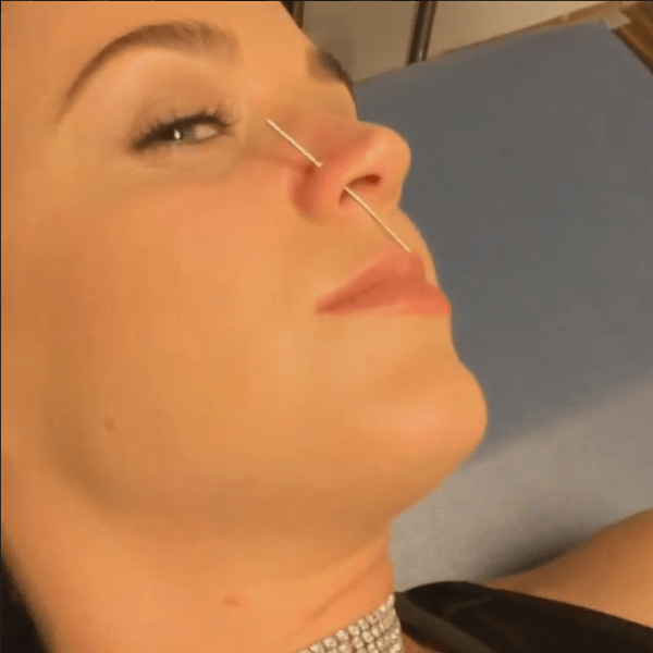 Katy Perry Nose Photo