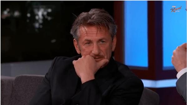 Sean Penn 'Bachelor'