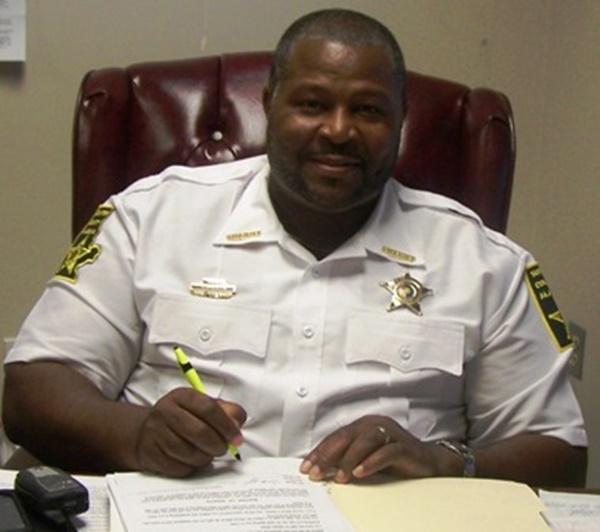 Sheriff Tyrone Clark
