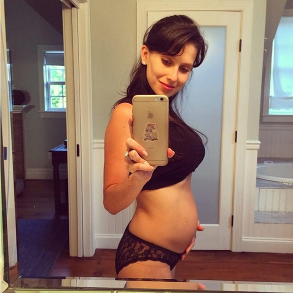 hilaria baldwin post baby