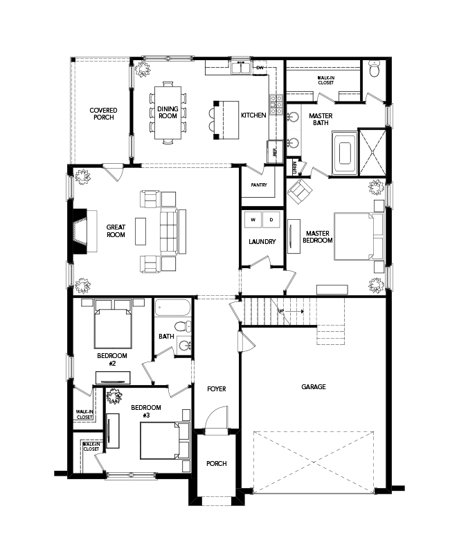 ashford floor plan
