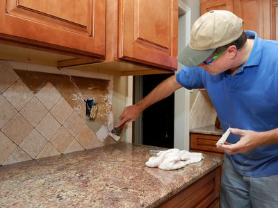 Countertop Refinishing May Be The Solution For Dated Worn Counters