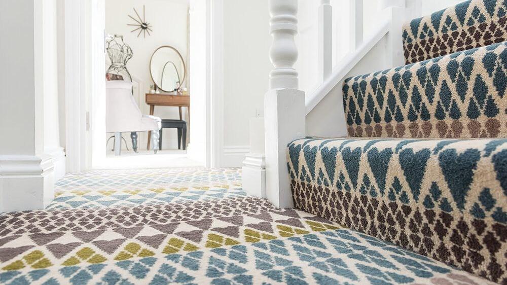 13 Best Carpet Trends For 2020   Best Carpet For Stairs 2019   Stair Runners   Stair Railing   Berber Carpet   Wall Carpet   Carpet Tiles