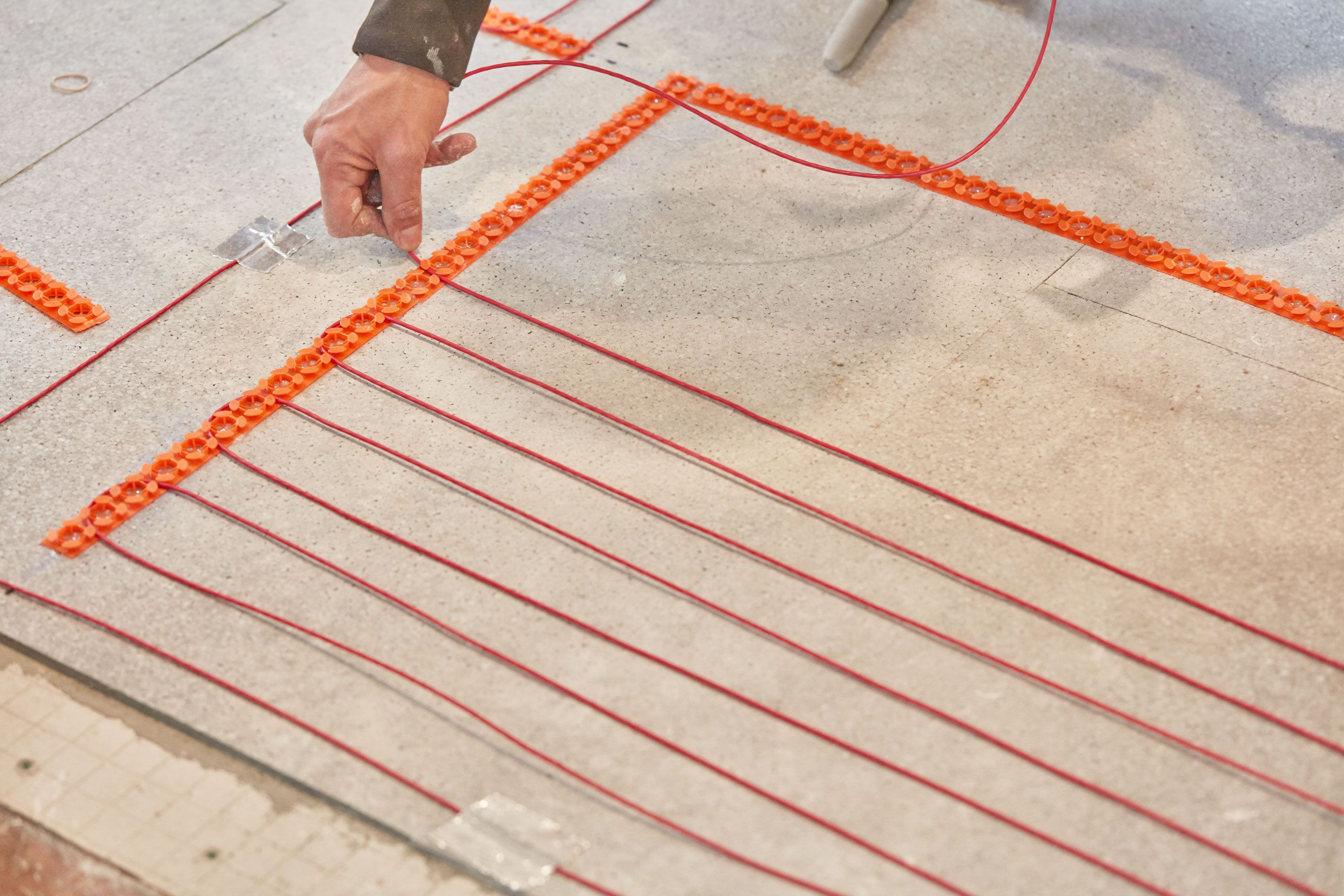 best flooring for radiant heat systems