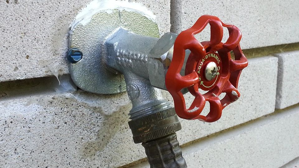 repair a leaking frost proof sillcock