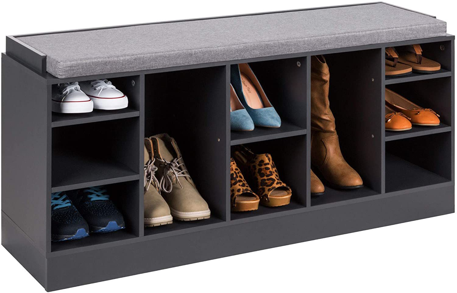 the 8 best shoe storage benches