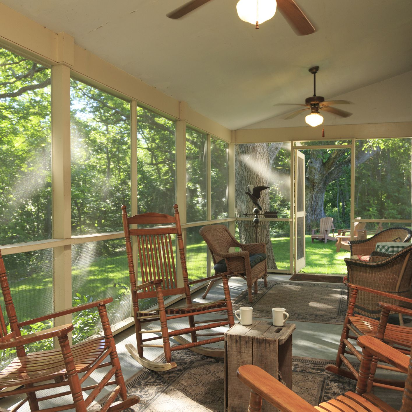 how to build a diy screened in porch