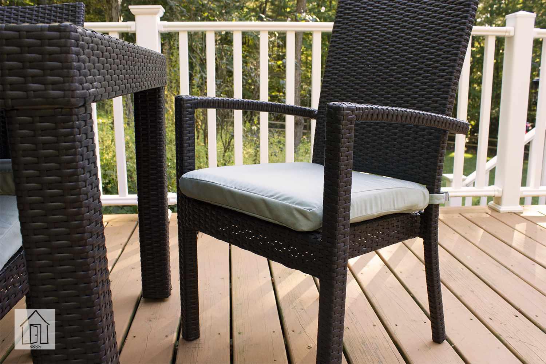 rst deco 9 piece patio dining set