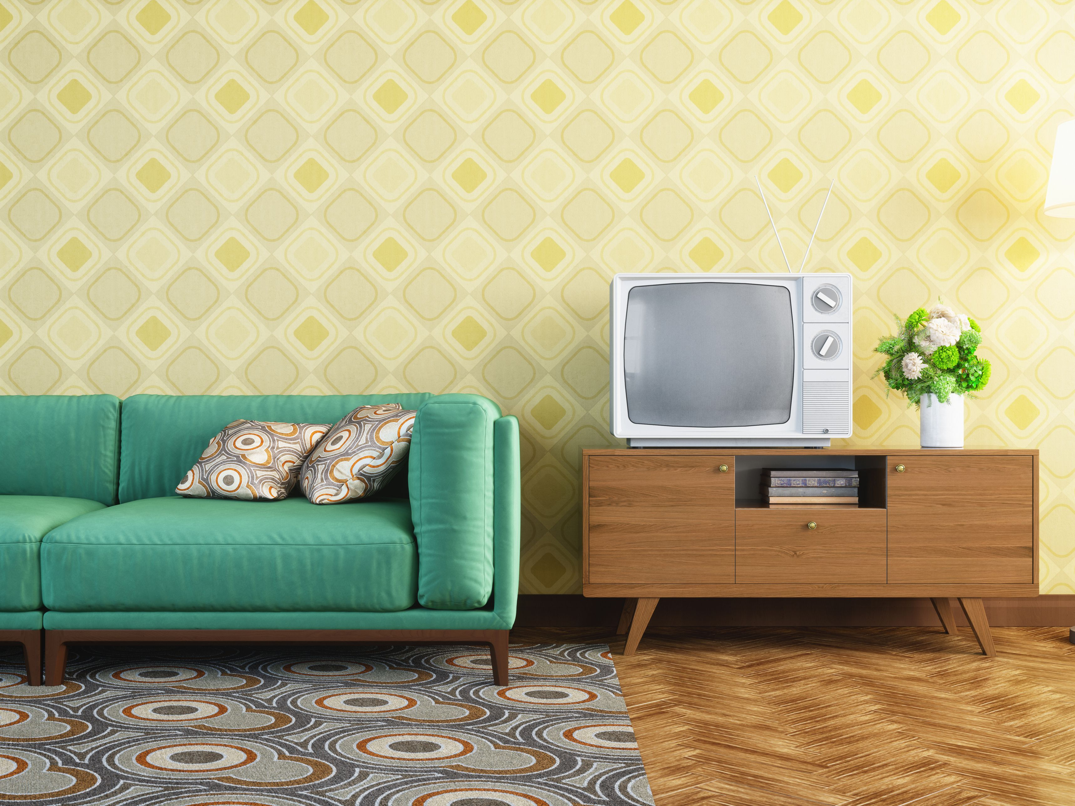 6 Decorating Tips For Retro Style