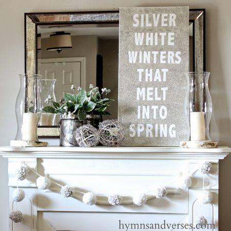13 Winter Decorating Ideas