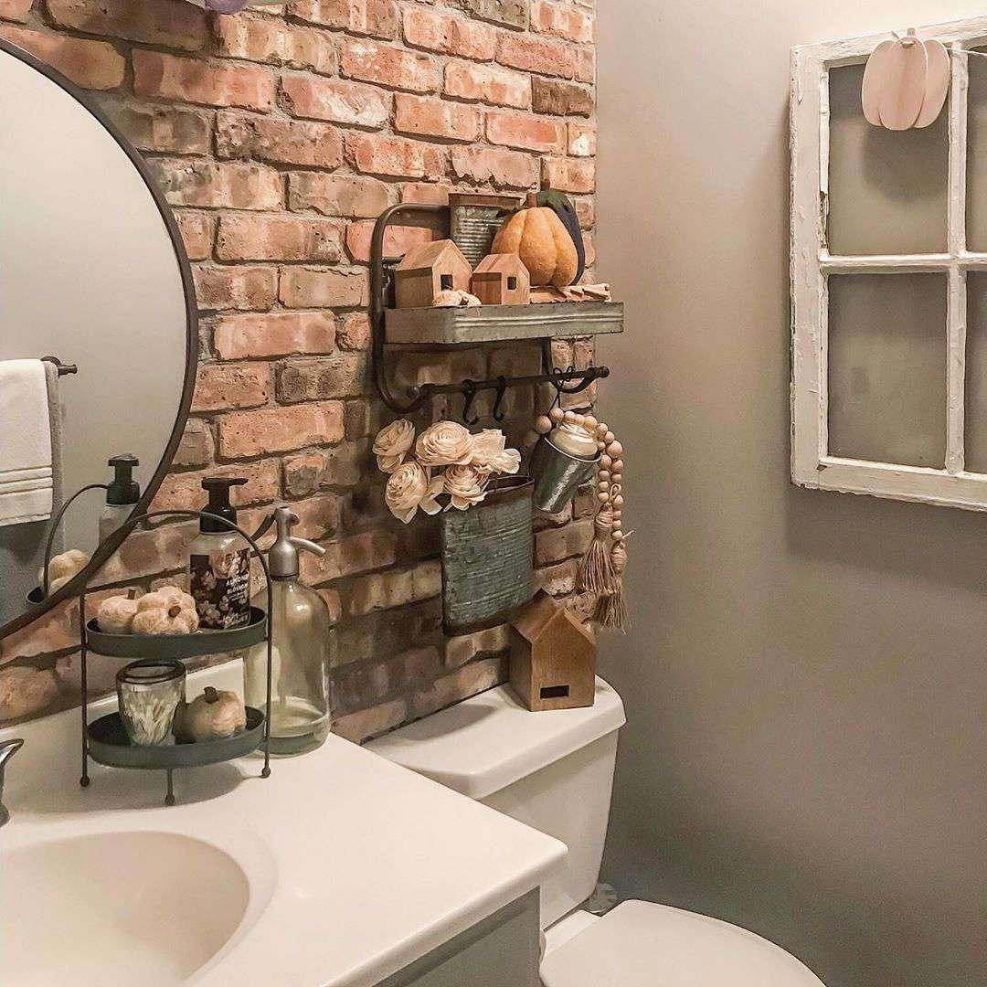 12 Rustic Bathroom Ideas