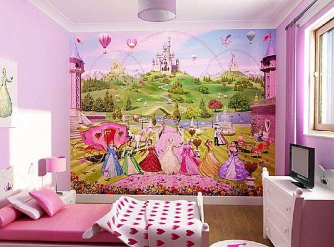 11 Bedroom Ideas For Little Girls