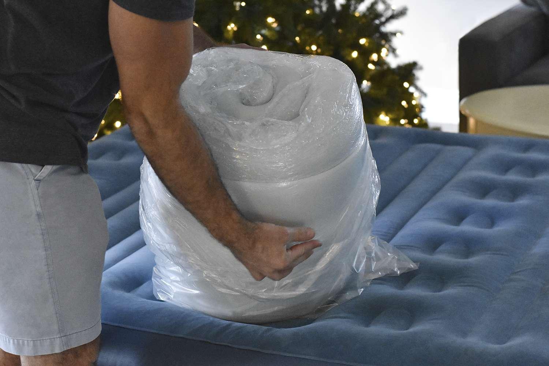 therapedic tru cool 3 inch foam
