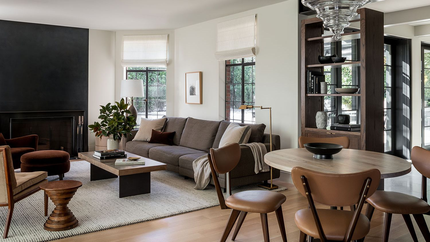 Living Room Dining Room Combos