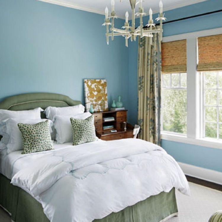 24 Stunning Blue Bedroom Ideas
