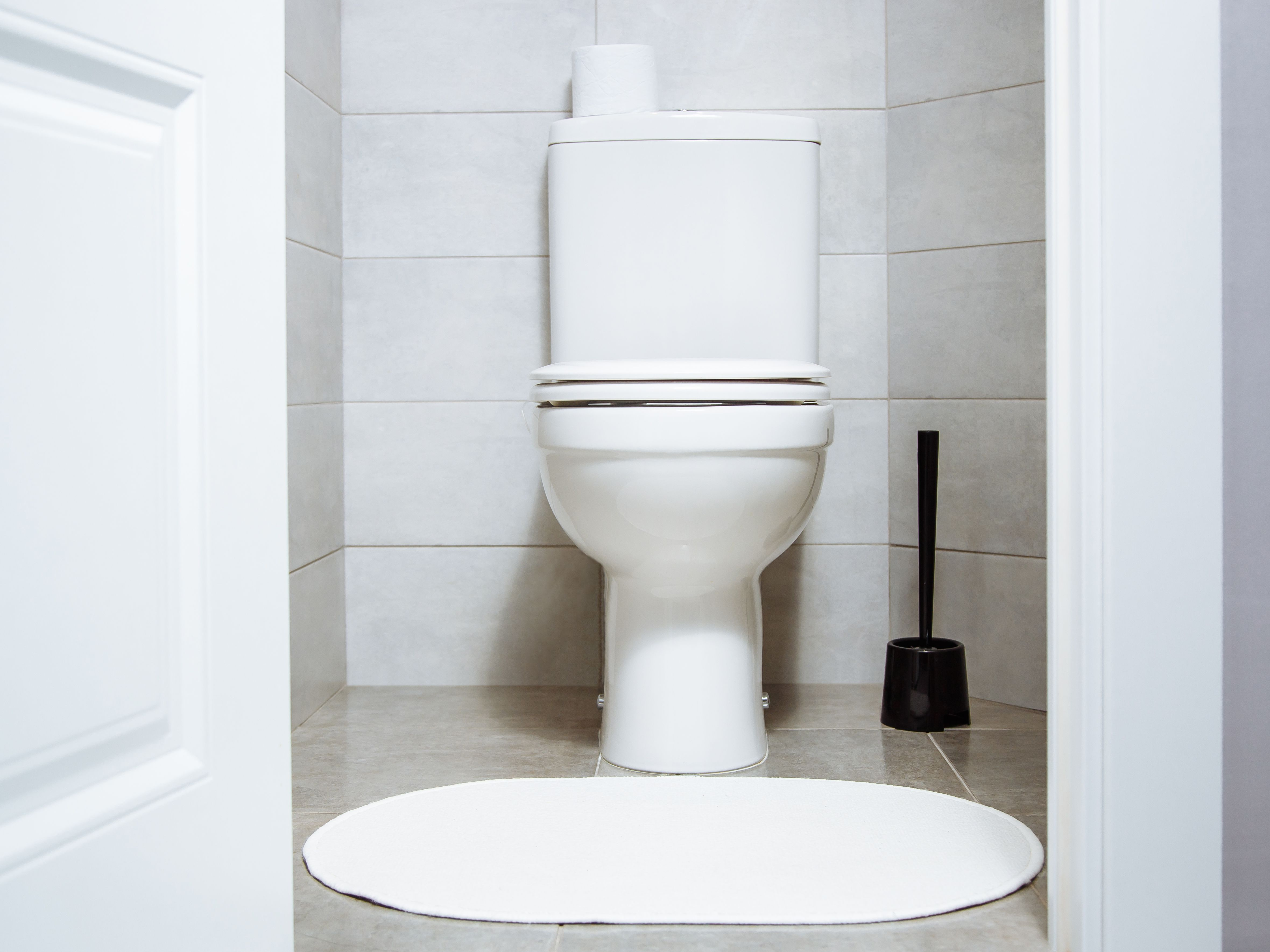 How To Install A New Toilet Flange On A Concrete Slab