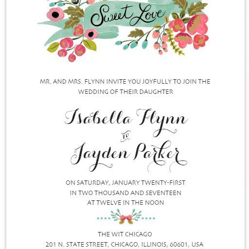 Free Wedding Templates For The Diy Bride