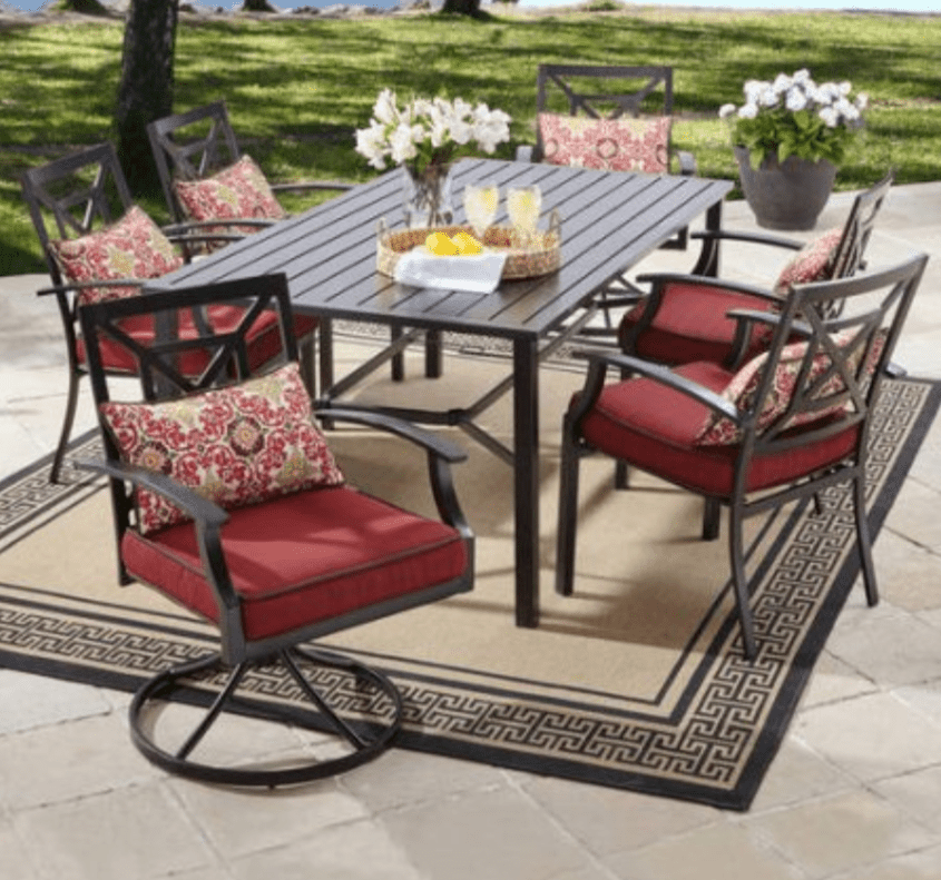 the 6 best patio furniture sets