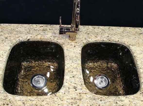 Unusual And Unique Kitchen Sinks