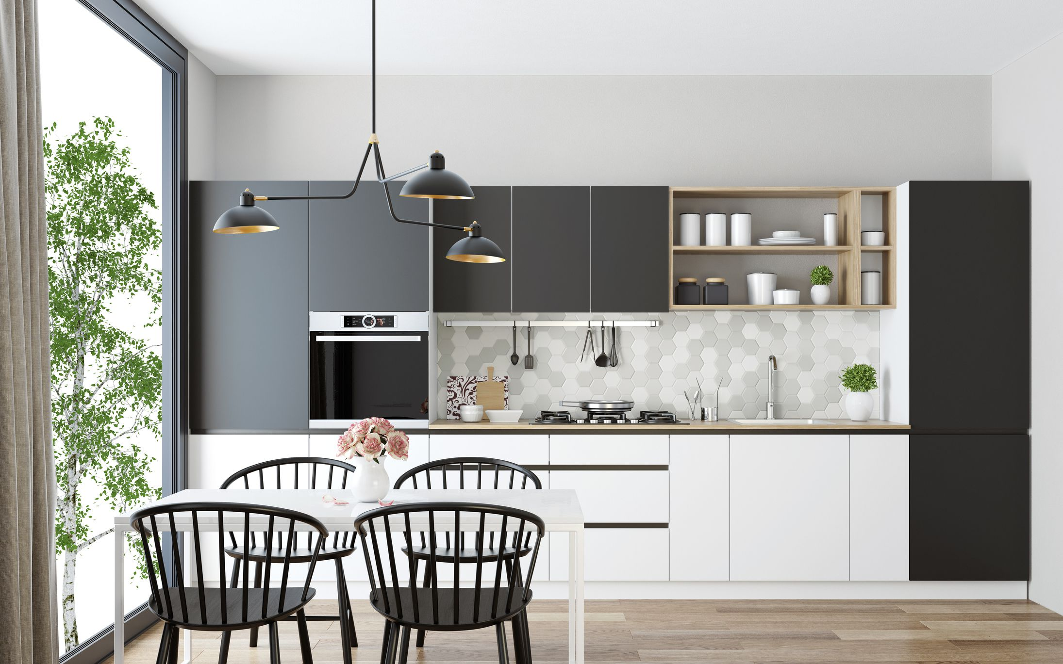 One-Wall Kitchen Layout Basics