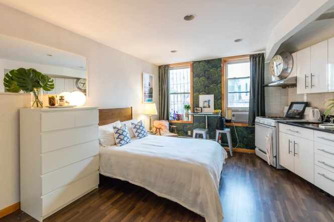 12 Perfect Studio Apartment Layouts