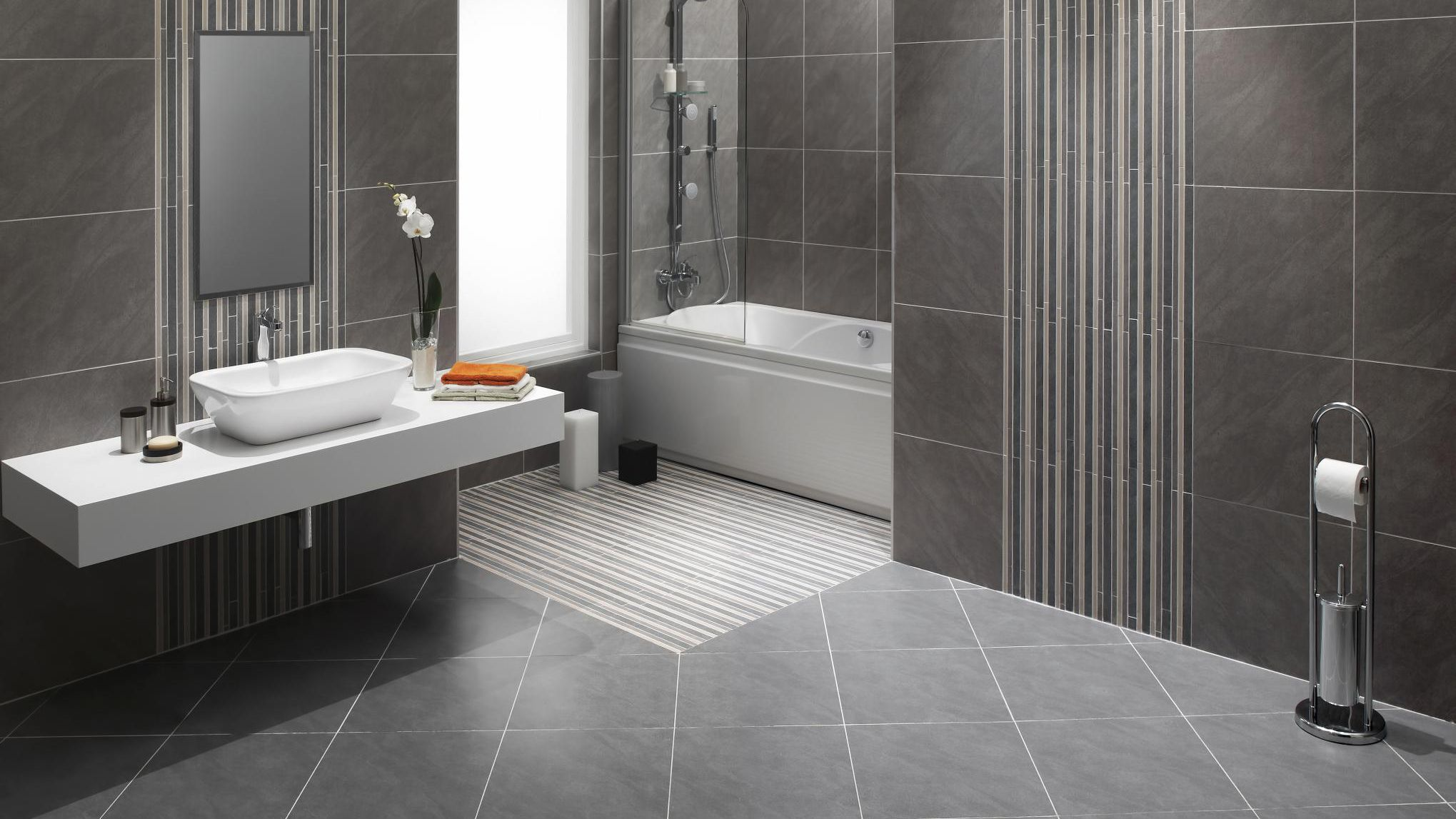 natural stone tile for bathrooms