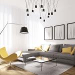 21 Modern Living Room Design Ideas
