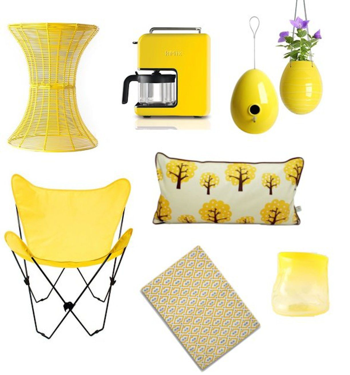How To Use The Color Yellow For Good Feng Shui