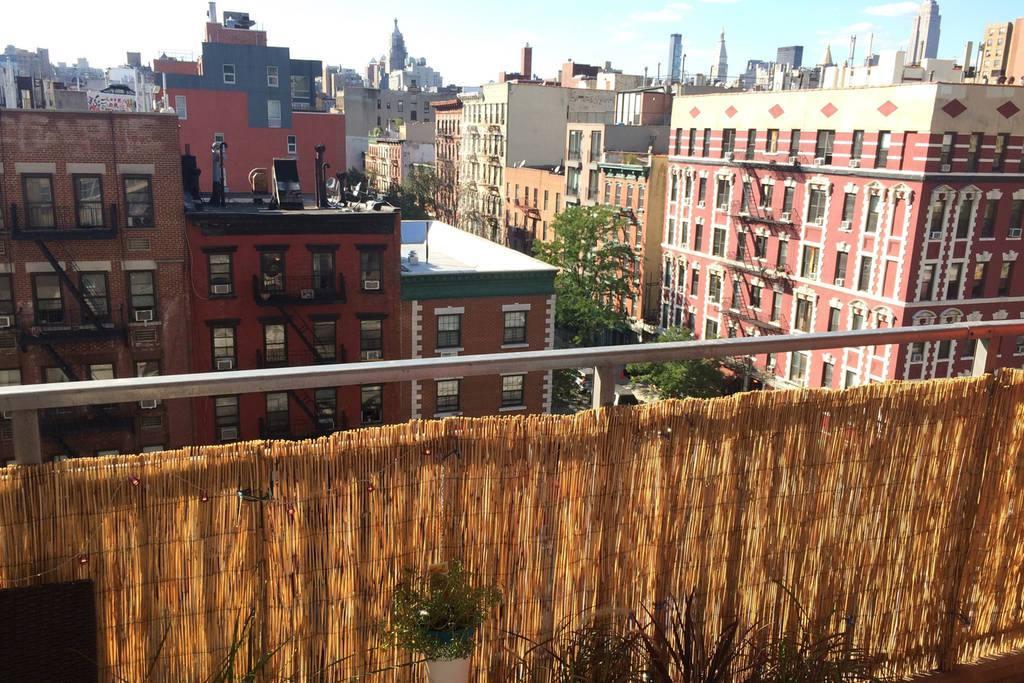 tiny balcony into an outdoor paradise