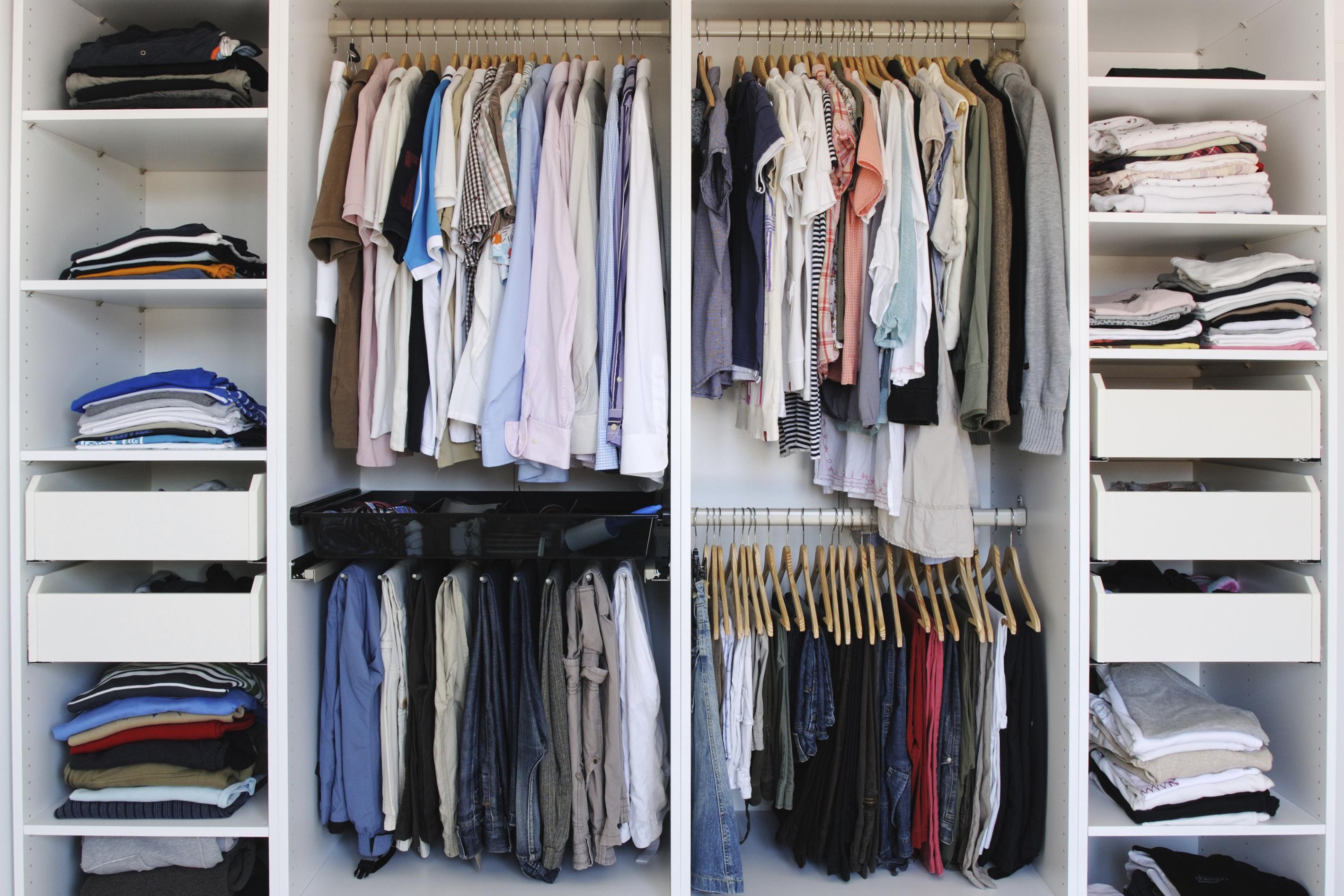 10 Best Closet Storage Ideas
