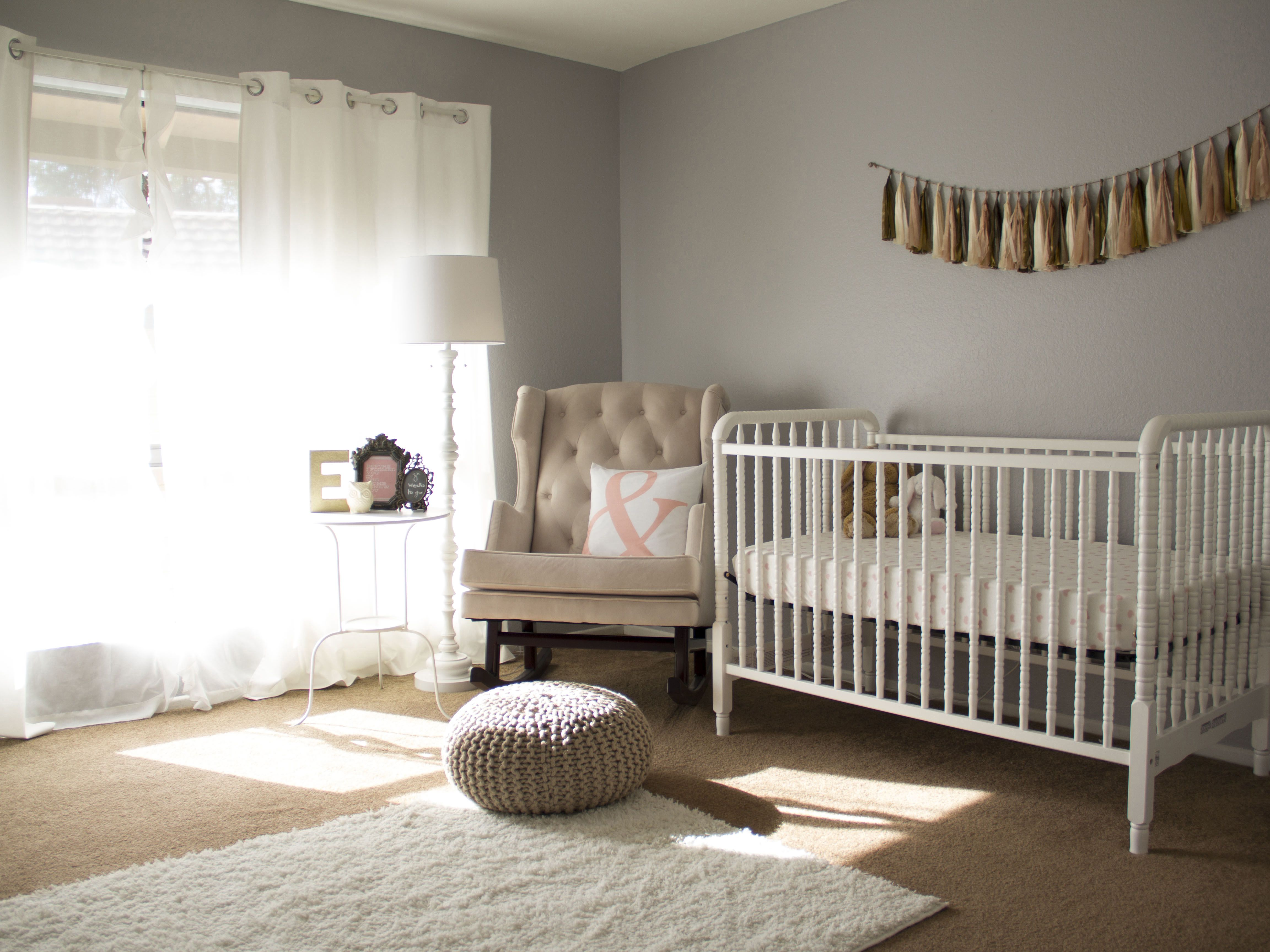 How To Layer A Rug On Top Of Carpet In Your Nursery
