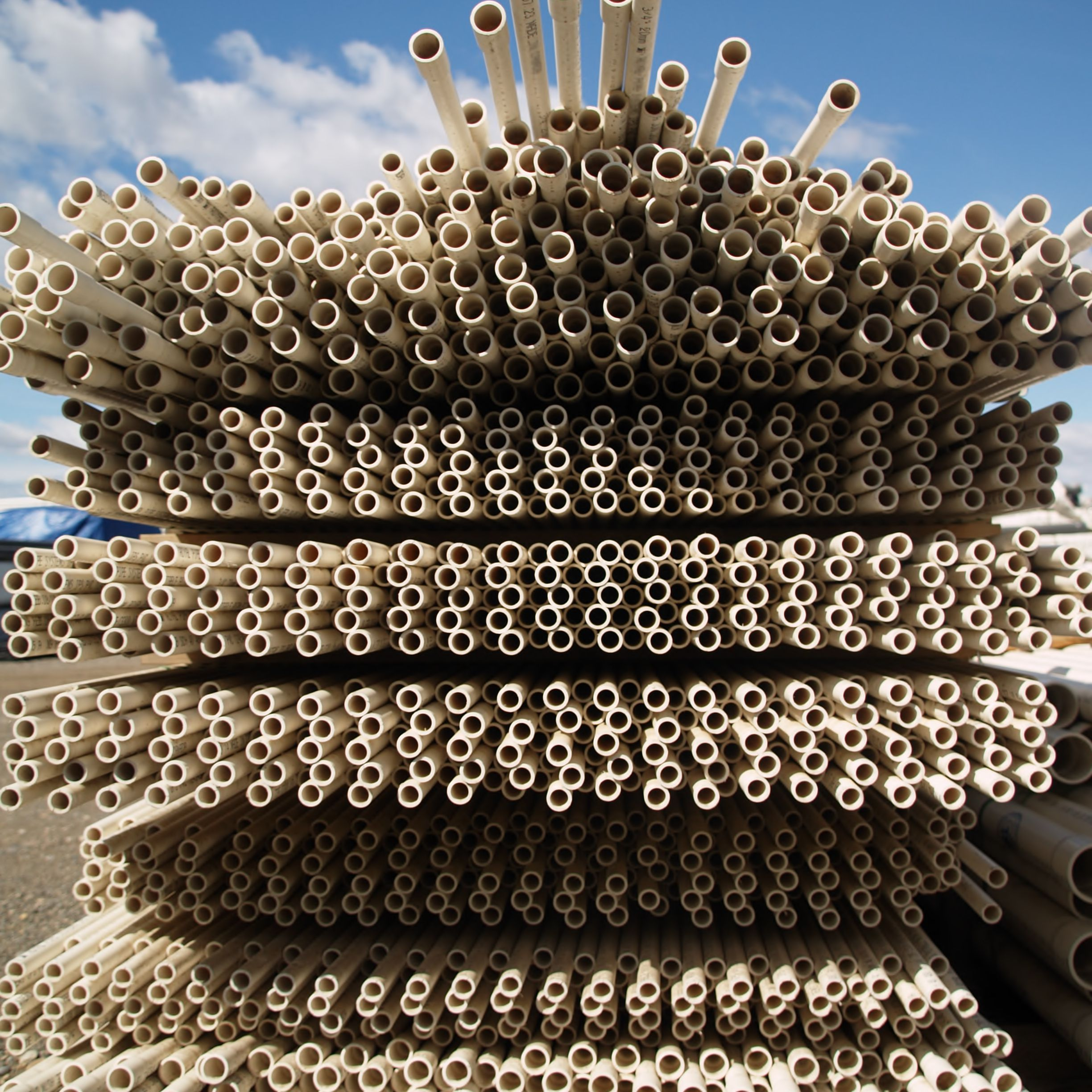 plastic vent pipes for high efficiency