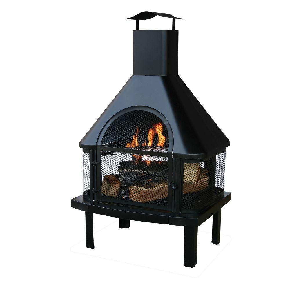 the 7 best outdoor fireplaces of 2021