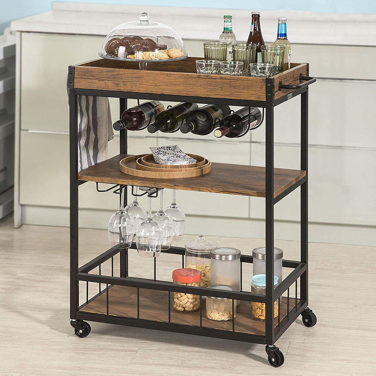 The 8 Best Bar Carts Of 2020
