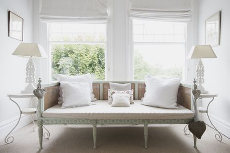 decorating for a shabby chic look