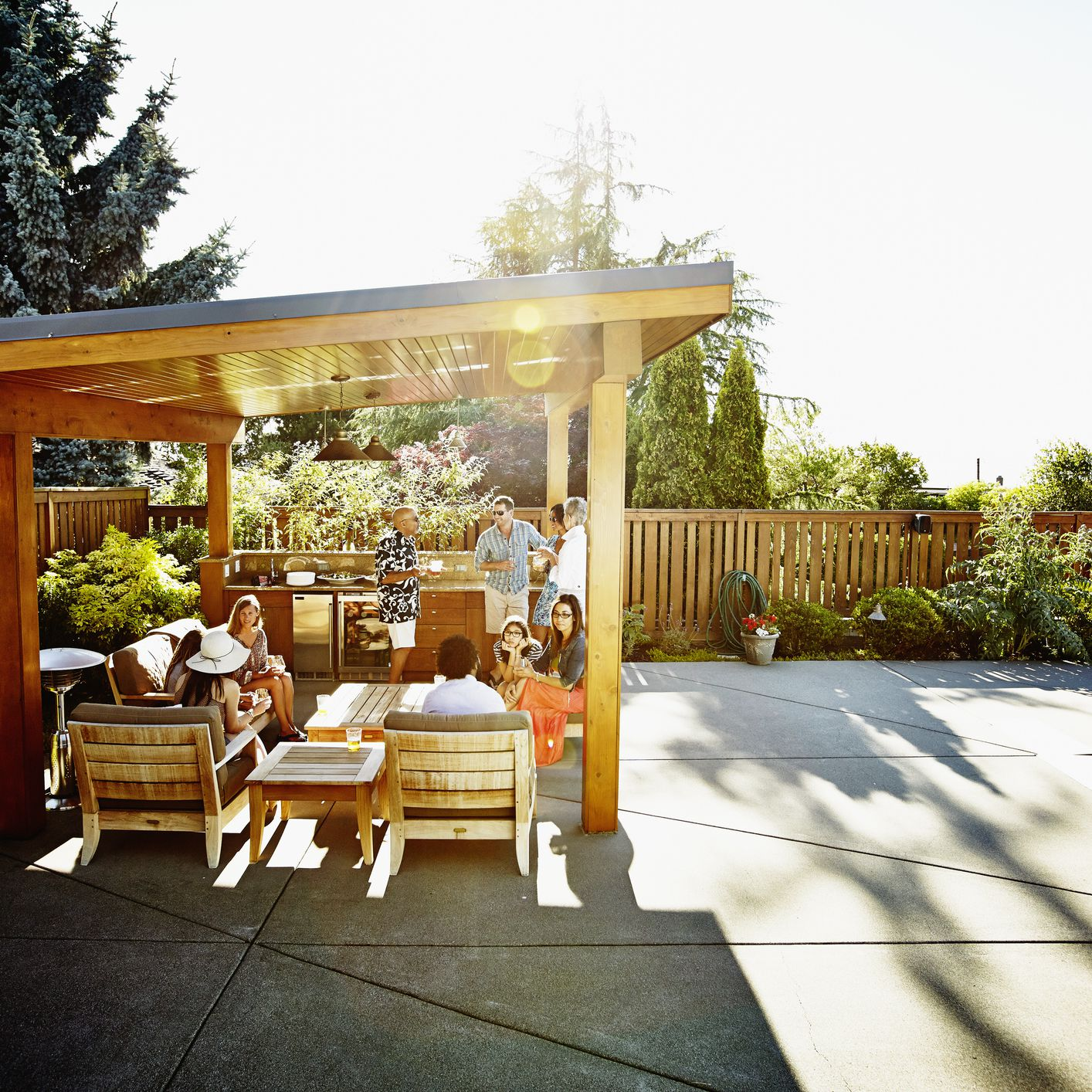 how much does a diy pergola cost