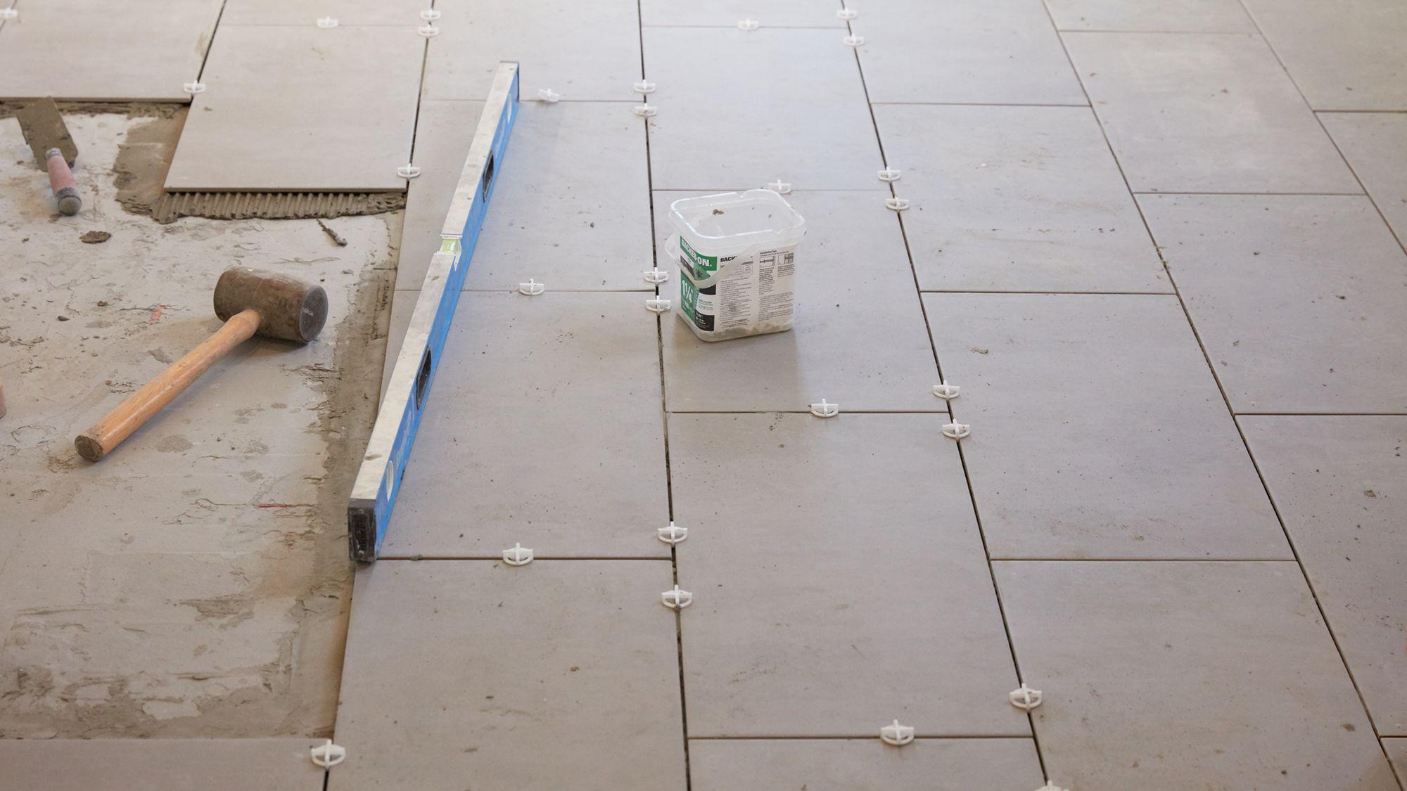 underlayment for ceramic tile floors