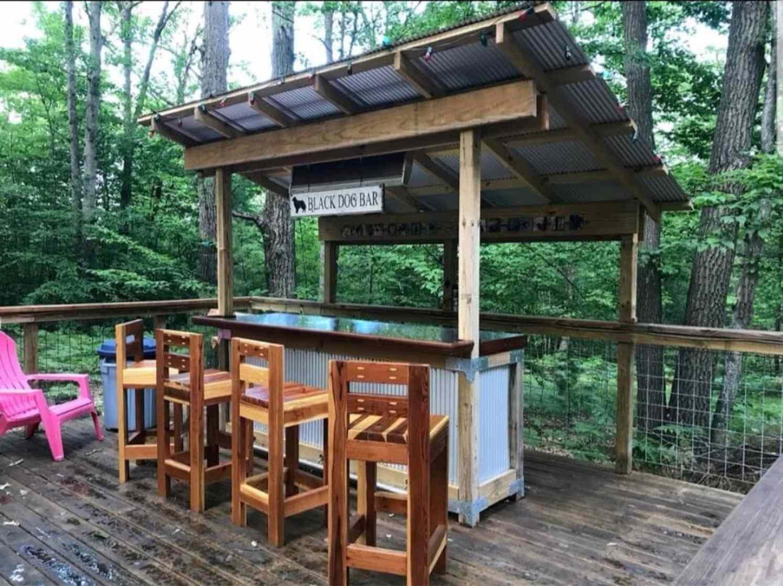 25 smart outdoor bar ideas