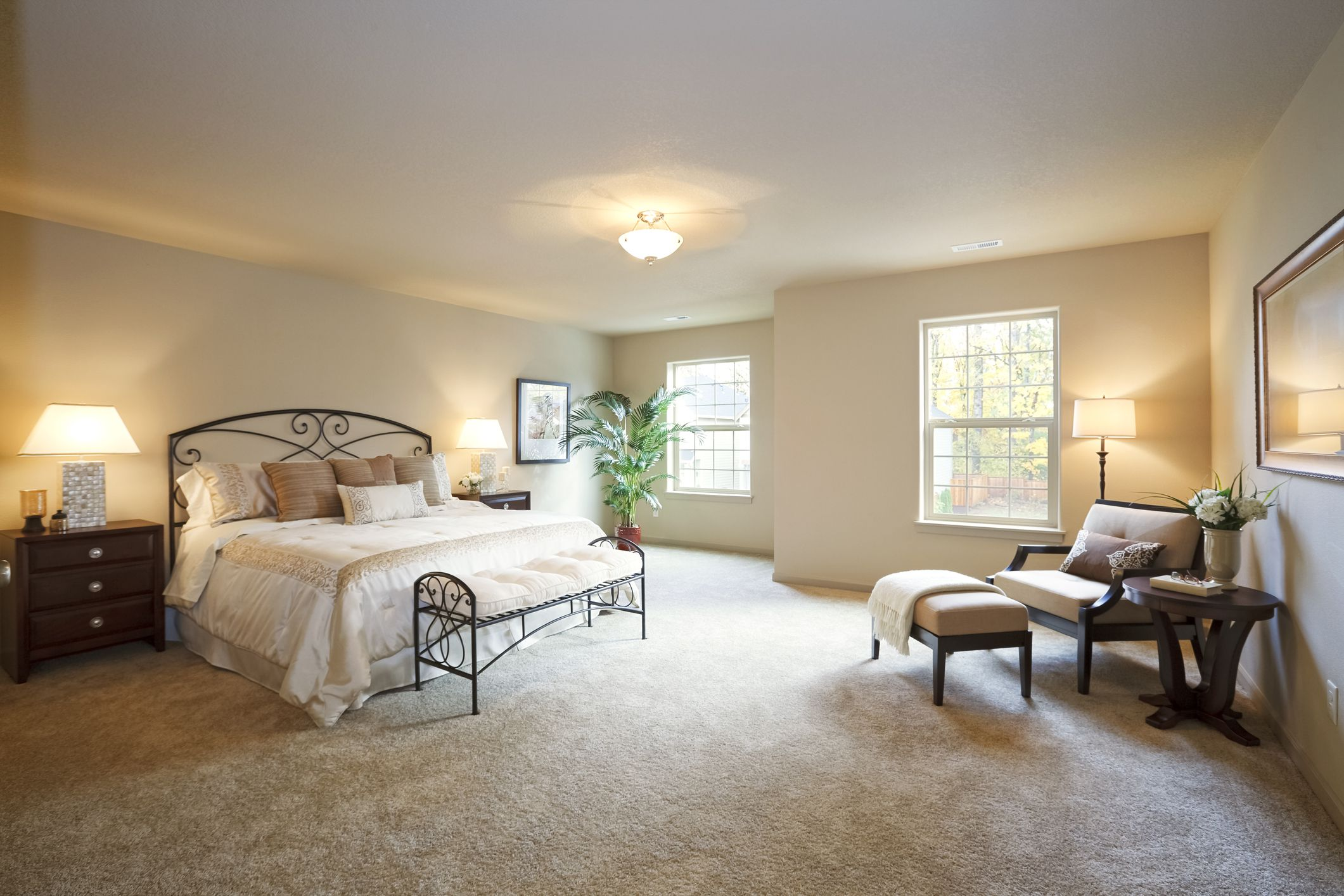 Picking A Carpet For Your Bedroom